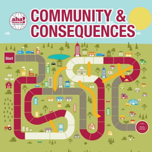Community and Consequences Board Game